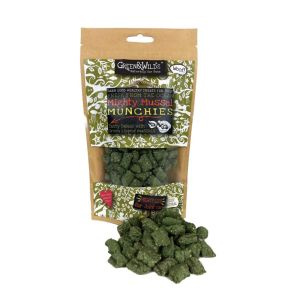 Green & Wilds Eco Dog TREATS - Mighty Mussel Munchies