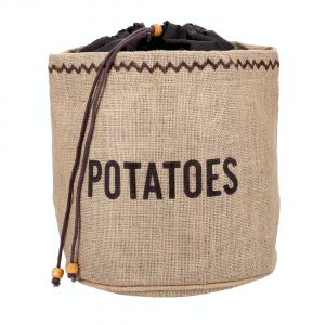 Natural Elements Eco-Friendly Potato Jute Sack