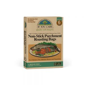 If You Care Non-Stick Parchment Roasting Bags - Medium