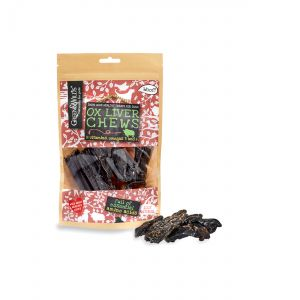 Green & Wilds Eco Dog Treats - Ox Liver Chews