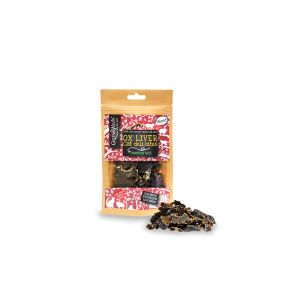 Green & Wilds Eco Cat Treats - Ox Liver Deli Bites