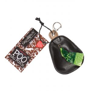 Green & Wilds Dog Poo Bag Pouch - Keyring