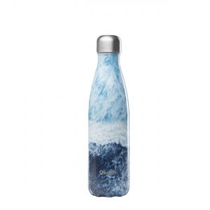 Qwetch Insulated Stainless Steel Bottle - 500ml - Ocean Lover