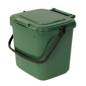 7L Waste Caddy - Green
