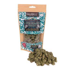 Green & Wilds Eco Dog TREATS - Super Seaweed Snacks