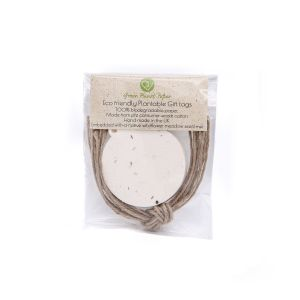 Round Bauble (Pack of 10) - Wildflower Seed Plantable Gift Tags