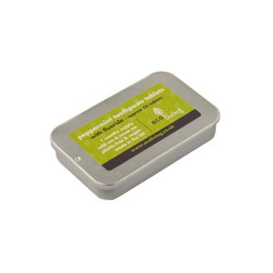Eco Living Toothpaste Tablets - Peppermint (Fluoride)