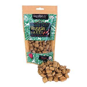 Green & Wilds Eco Dog TREATS - Veggie Bakes