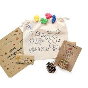 Sprinkles Kids Plastic-Free Party Pack - Wildlife